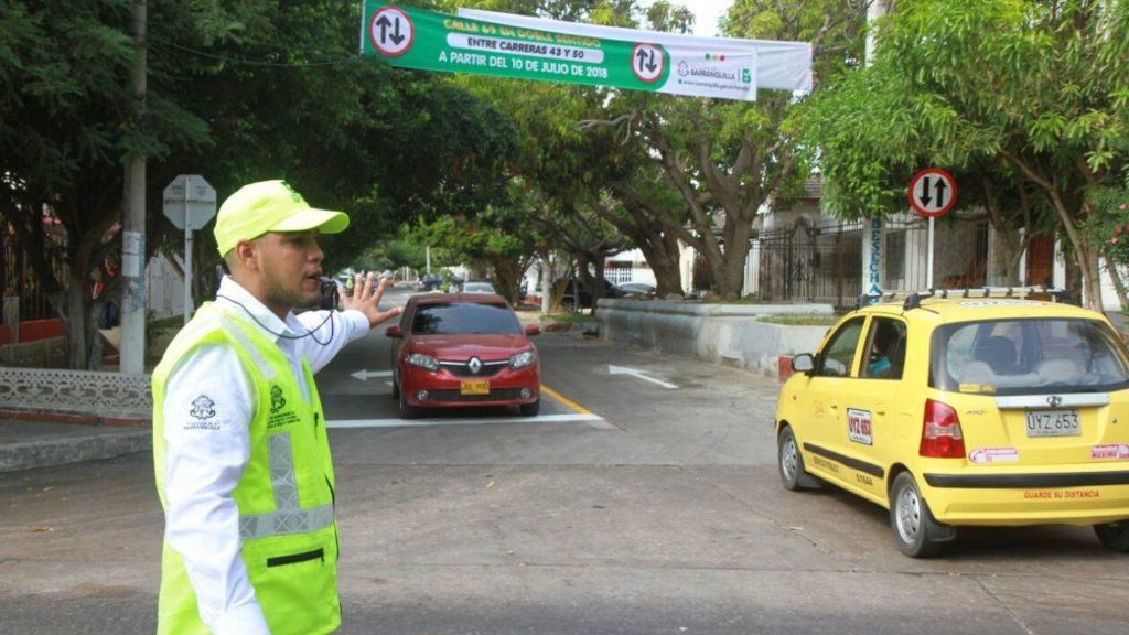 Desde las siete de la mañana de hoy, habrá una cierre vial en el norte de Barranquilla por grabación de una serie.