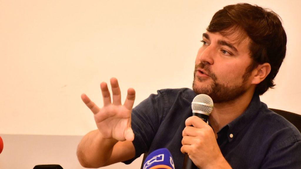 """Resultado de imagen de """"Barranquilla, con el BID, la apuesta al billón de dólares de inversión extranjera"""": alcalde Pumarejo"""